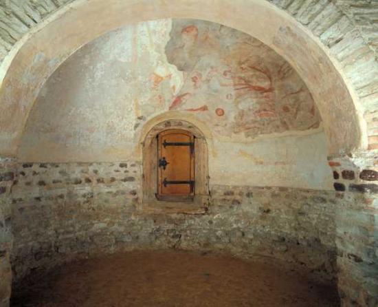 chapelle Ste Agathe