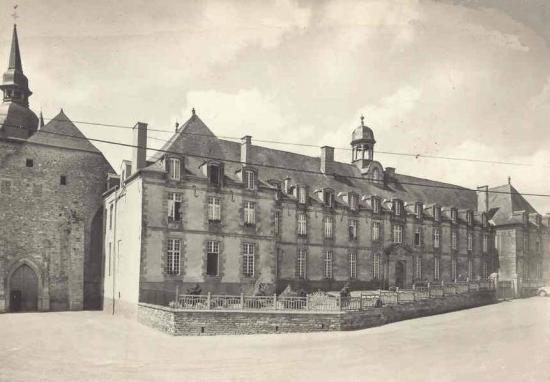 Abbaye de saint meen