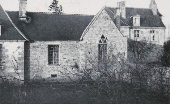 Abbaye notre dame de beaulieu languedias