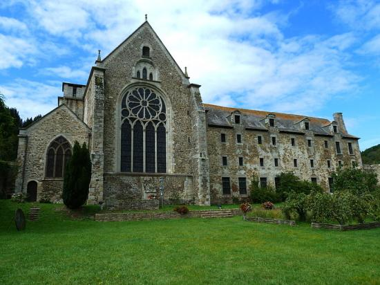 Abbaye saint magloire lehon
