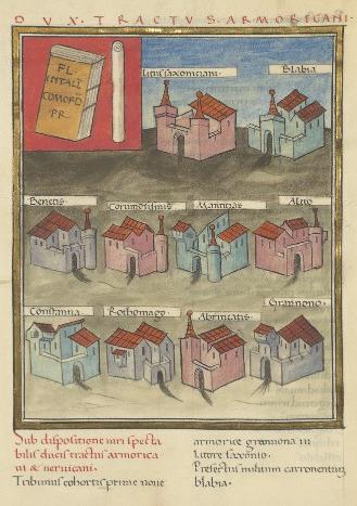 Grannona notitia dignitatum 1440