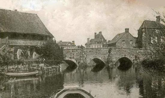 Pont poilley