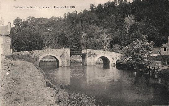 Vieux pont de lehon